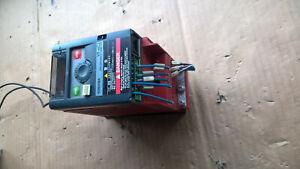 VFNC3S-2007PL PLC . INVERTR TOSHIBA 240V 0,75KW OK TEST 100%