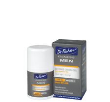 Dr. Fischer Men Defense Day Cream Gel Hypoallergenic 50 ml Aftershave UVA Sale