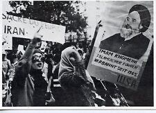1979 PARIS MANIFESTATION DE SEPTEMBRE 78 CONTRE LES MASSACRES EN IRAN KHOMEINI
