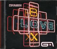 Groove Armada - Lovebox (2002 CD) New