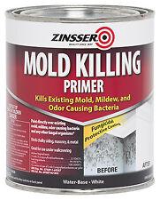 Zinsser 276087 Mold Killing Primer, 1 Qt, White