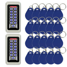 LED Keypad RFID Access Control System 20XProximity Card for Warehouse School