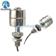 2PCS 45mmMINI Indicator Vertical Water Level Sensor Stainless Steel Float Switch
