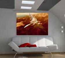 Air Fighter big huge avia photo wall poster print fc001