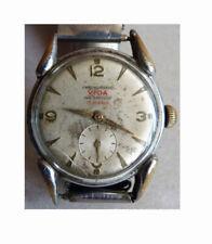 Ancienne montre chronomètre homme VIDA mecanique watch