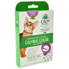 LM Calm Paws Calming Collar for Cats 1 Count