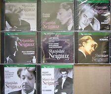 STANISLAV NEUHAUS COMPLETE VISTA VERA RECORDINGS VOLS.1-8 8CD RUSSIA NEW