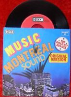 Single Montreal Sound: Music