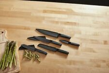 KitchenAid 4-Piece Ceramic Cutlery Set, KKCER04CSBL