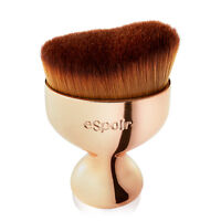 [ESPOIR] Pro Tailoring Curved Face Brush Gold 1ea