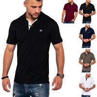 Jack & Jones Herren Poloshirt INFINITY Polohemd Kurzarmshirt Basic Polo T-Shirt