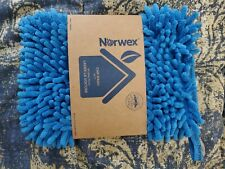 Norwex Chenille Car Wash Mitt - NEW color MARINE
