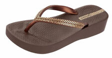 Sandali e scarpe Ipanema oro mare per il mare da donna