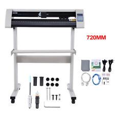 Vinile Plotter Da Taglio 72cm per Stampa a Sublimazione & Software SignCut Pro