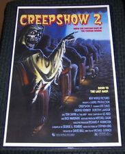 Creepshow 2 George Romero 11X17 Original Movie Poster