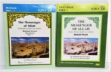 The Messenger of Allah (saw) P1: Makkah Period - Textbook & Workbook (2 Books)