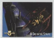 1996 Skybox Babylon 5 #20 A Day in the Strife Non-Sports Card 1k3