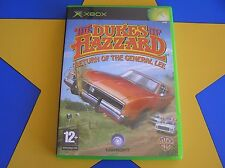 THE DUKES OF HAZZARD - RETURN OF THE GENERAL LEE - XBOX