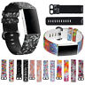 For Fitbit Charge 3 4 Replacement Smart Watch Strap Bracelet Wrist Band Fashion