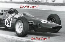 Jim Clark Lotus 25 Winner French Grand Prix 1963 Photograph 4