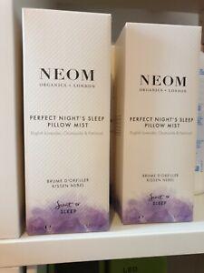 NEOM ORGANICS Perfect Nights Sleep Pillow Mist 30ml - Genuine