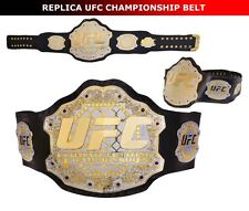 "UFC Championship Belt Ultimate Fighting Replica Belts 50"" Dual Colors Handmade"