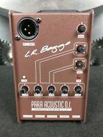 LR Baggs Para DI Acoustic Guitar Preamp / DI with 5-band EQ