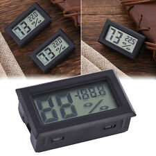 Digital LCD Innentemperatur Feuchtigkeitsmesser Thermometer Hygrometer  HOT