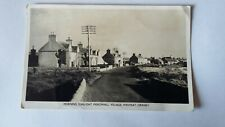 More details for vintage rp orkney postcard morning sunlight, pierowall village, westray.