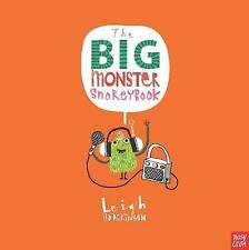 The Big Monster Snoreybook-ExLibrary
