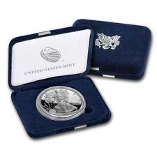 1 $ Dollar American Silver Proof Eagle USA 1 oz Unze Silber PP 2018