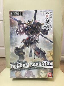 Bandai Gundam Iron-Blooded Orphans IBO Barbatos 01 1/100 Model Kit New