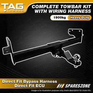 TAG Heavy Duty Towbar Kit for Toyota Rav4 02/2006 - 01/2013 Capacity 1900kg