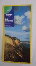 1995 NRMA  Map   - Blue Mountains NSW  hm5 edition11