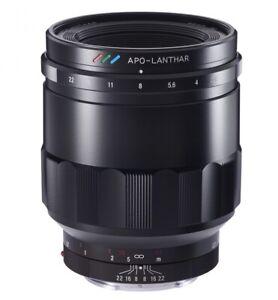 Voigtländer Macro APO-Lanthar 65mm 2.0 für Sony E-Mount Vitrinenmodell