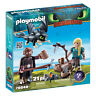 Playmobil Dragons Hiccup Astrid Playset Building Set 70040 NEW Learning Toys
