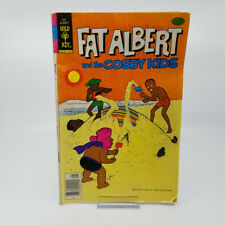 Gold Key Fat Albert And The Cosby Kids 1978 Comic Book