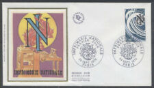 FRANCE FDC - 2014 1 IMPRIMERIE NATIONALE - 23 Septembre 1978 - LUXE sur soie