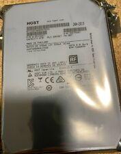 """HGST HUH728080ALE600 8TB 7.2K RPM 6Gb/s 128MB 3.5"""" SATA Hard Drive 0F25729"""