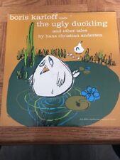 Boris Karloff The Ugly Duckling Album
