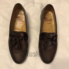 Allen Edmonds Urbino EUC Leather Tassel Loafer  Men Sz 8.5D MSRP ($425) Italian