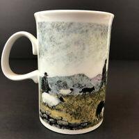 Dunoon Ceramics Cheviot Jack Dadd Stoneware Sheep Shepherd Mug
