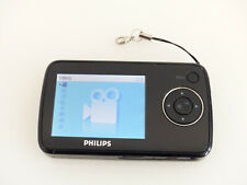 Philips GoGear Schwarz 8GB Digitaler Medienplayer gebraucht