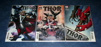THOR 7 1:25 GUILE SHARP variant A B KLEIN DONNY CATES 2020 NM 1st app NEW THOR