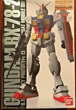 MG RX-78-2 Gundam Coating Version 1/100 Bandai 1998 (Vintage & Rare Kit)