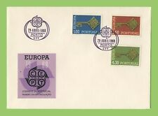 Portugal 1968 Europa set First Day Cover
