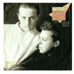 "Tears For Fears - Dutch / Holland Issue 7"" - Head Over Heels ( 880 899-7 ) 1985"