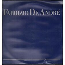 Fabrizio De Andre Lp Vinyl Namesake / Same (Antologia Blue) Ricordi Sealed