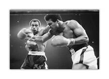 Muhammad Ali Vs Ken Norton Boxing Poster Wall Prints Movie Stars Home Decoration