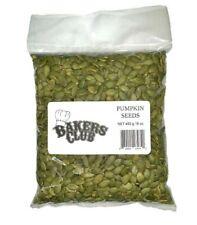 Shelled Pepitas Pumpkin Seeds Kernels Raw Bulk Fresh Natural Grown 1 pound